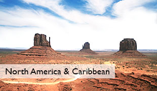 North America & Caribbean Holiday Destinations