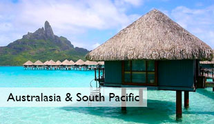 Australasia & South Pacific Holiday Destinations